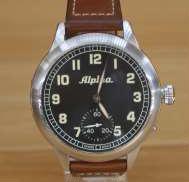 手巻き腕時計|ALPINA