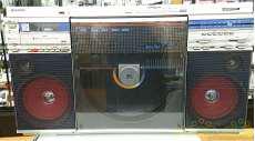 ポータブルステレオ レコードラジカセ|SHARP