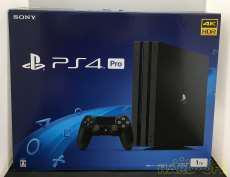 PS4 PRO『CUH-7100BB01』1TBモデル|SONY