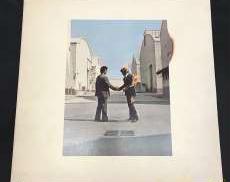 一部傷有Pink Floyd『Wish You Were~』|CBS SONY