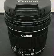 『EF-S 10-18MM F4.5-5.6 IS STM』 CANON