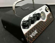 VOX製小型アンプヘッド『MV50-AC』 VOX