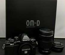 OM-D E-M10 Mark II ダブルレンズキッ|OLYMPUS