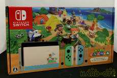 Nintendo Switch『HAC-001』どうぶつの森|NINTENDO