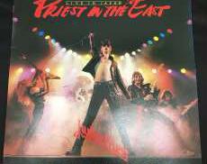 一部傷有『Priest In The East』LP|EPIC Records