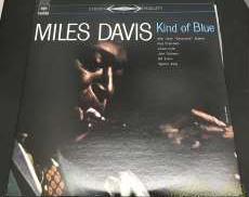 Miles Davis 『Kind Of Blue』|CBS SONY