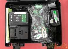 電動インパクトドライバー|HITACHI