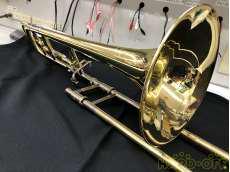 テナーバストロンボーンのYSL-882O YAMAHA