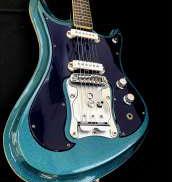 シャープ5 ジャパンヴィンテージ エレキギター|GUYATONE