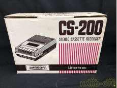 カセットレコーダー 未開封 未使用品 レア品 SUPERSCOPE
