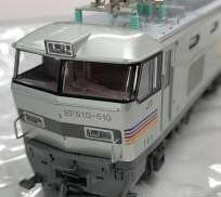 HOゲージ車両 電気機関車|KATO
