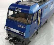 HOゲージ車両 電気機関車|TOMIX