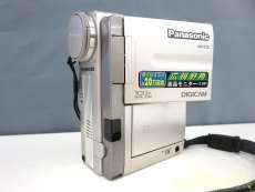 DVビデオカメラ|PANASONIC