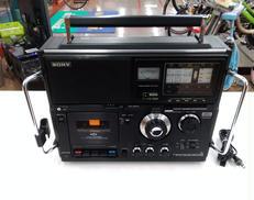 短波ラジオ SONY