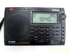 短波ラジオ TECSUN