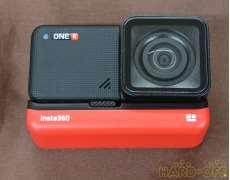 5.7K360度+4K広角アクションカメラ INSTA360