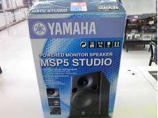 アクティブニアフィールドモニタースピーカー|YAMAHA