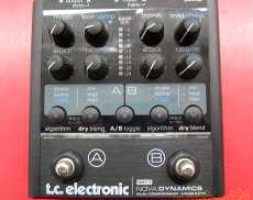 コンプレッサー TC ELECTRONIC