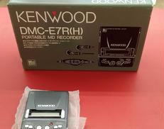 【ジャンク】KENWOOD P.MDレコーダ DMC-E7R|KENWOOD