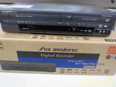 地デジ対応VHS/DVDレコーダー その他ブランド