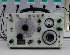 電波強度測定器  M-262C形|安立電気