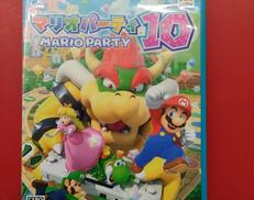 WiiUソフト マリオパーティ10|任天堂