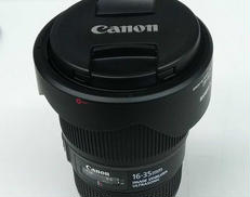 CANON EF 16-35mm 1:4L IS USM|CANON