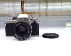 フィルムカメラ CONTAX S2/50mm 1.7|CONTAX