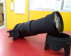 望遠レンズ (CANON用) SIGMA