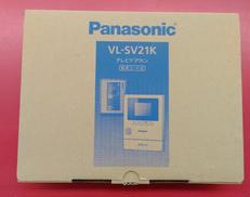 テレビドアホン VL-SV21K|PANASONIC
