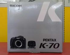 【未使用】PENTAX K-70 DAL18-50REKIT|PENTAX