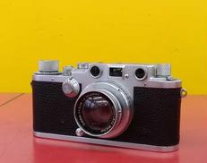 Leica レンジファインダーカメラ IIIc 5cm F2|LEICA