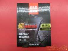 外付けポータブルSSD 1TB (未使用品)|ELECOM