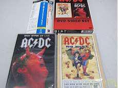 AC/DC ライブ.イン.マドリッド/ミュンヘン ワーナーミュージック