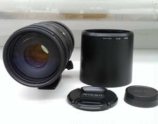 Nikonレンズ 80-400MM 4.5-5.6D|NIKON