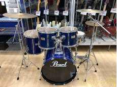 海外ブランド製ドラムセット PEARL