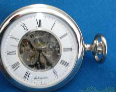 機械式懐中時計|HABMANN