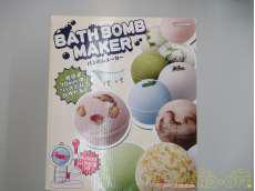 BATH BOMB MAKER(バスボムメーカー|BANPRESTO