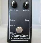 コンプレッサー|DEMETER AMPLIFICATION