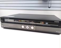 VHS/DVD/HDDデッキ|SHARP