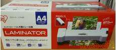 A4対応ラミネーター|アイリスオーヤマ