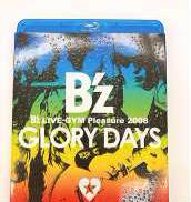 B'z LIVE-GYM Pleasure 2008-GLORY DAYS-|