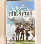 ファイナルファンタジーIII - PSP|SQUARE ENIX