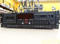 業務用CDレコーダー/カセットデッキ|TASCAM