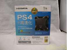 ポータブルSSD 1TB I・O DATA