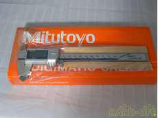 未使用①ミツトヨ クーラントプルーフキャリパー|MITUTOYO