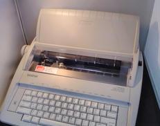 タイプライター|BROTHER