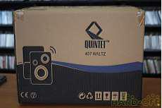 ブックシェルフスピーカー|QUINTET