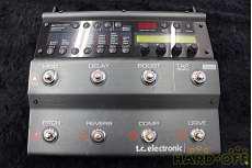 ギター用マルチエフェクター TC ELECTRONIC