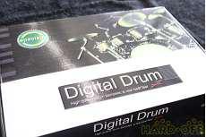 エレクトリックドラムセット|DIGITAL DRAN